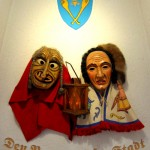 """Hexe und Hansele - die """"Gesichter"""" der traditionellen Fasnet in Löffingen"""