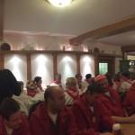 Narrenversammlung im Gasthaus Linde in Löffingen