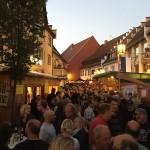 Das 16. Löffinger Städtlefest lockte insgesamt 25.000 Besucher in die Altstadt.