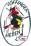 Löffinger Hexen - Logo